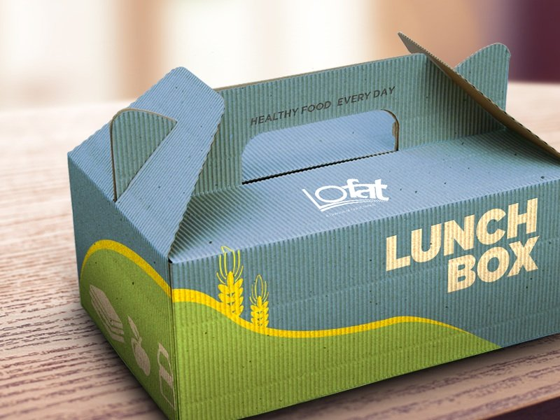 LoFat Lunch Box