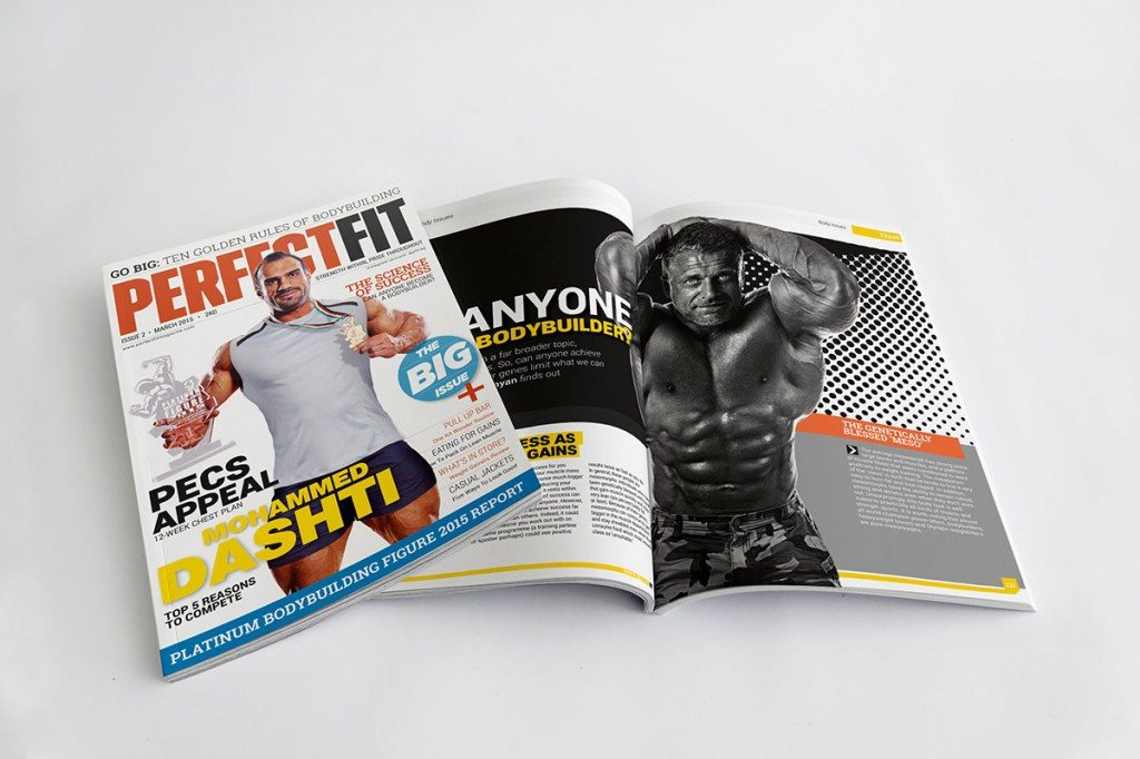 Perfect Fit Magazine